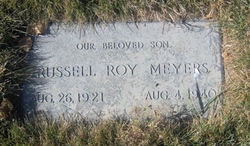 Russell Roy Meyers