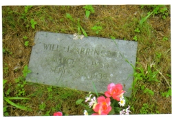 Will J Arrington
