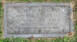 Joseph Ridgway Willson