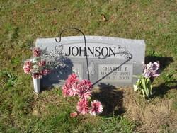 Charlie Benton Johnson