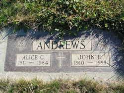 Alice C <i>Fisher</i> Andrews