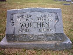 Lucinda Bonnie <i>Fraley</i> Worthen
