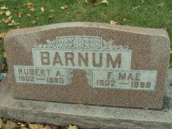 Fanny Mae <i>Woodman</i> Barnum