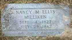 Nancy Melinda <i>Ellis</i> Milliken