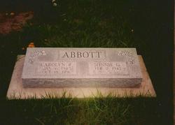 Carolyn Rose <i>Clark Martin</i> Abbott