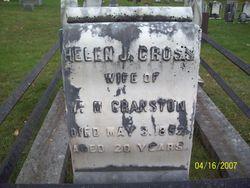 Helen J <i>Cross</i> Cranston