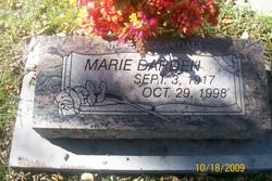 Pearl Marie Lake <i>McKee</i> Darden