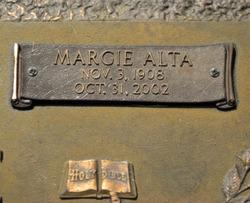 Margie Alta <i>Cypert</i> Boyse
