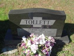 Curtis Lane Tollett