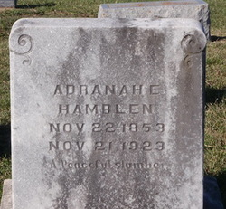 Adranah E. Hamblen