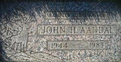 John H. Aandal