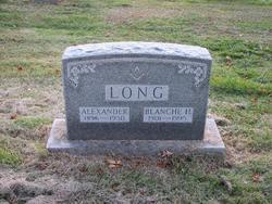 Blanche H <i>McIndoe</i> Long