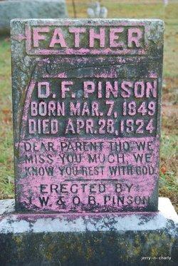 David Franklin Pinson