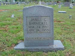 James Carson Barnickle