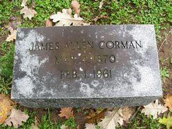 James Allen Corman
