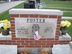 Alfred E Foster
