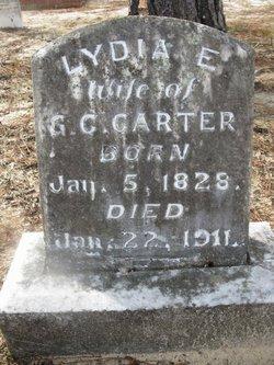 Lydia E <i>Terrell</i> Carter