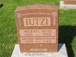 Sarah Hannah <i>Baechler</i> Iutzi