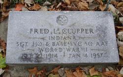 Fred L Clupper