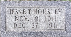 Jesse Thomas Housley