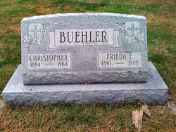 Christopher Christ Buehler
