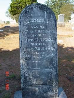 Alonzo B Bachman