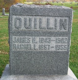 Rachel Levina <i>Waggoner</i> Quillin