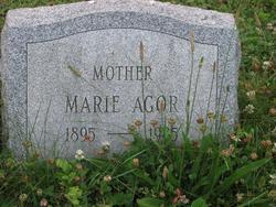 Marie <i>Hoover</i> Agor