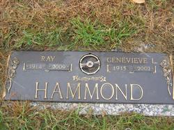 Genevieve Victoria <i>Cutshall</i> Hammond