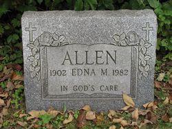 Edna M. Allen