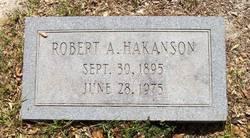 Robert A Hakanson