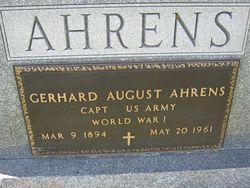 Gerhard August Ahrens