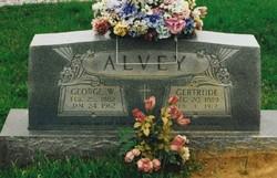 Anna Gertrude Trudie <i>Bradley</i> Alvey