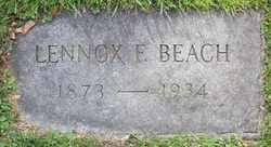 Lennox Fred Beach