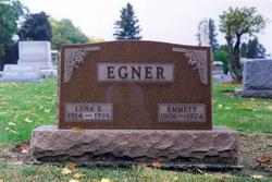 Lena Emily <i>Brinson</i> Egner