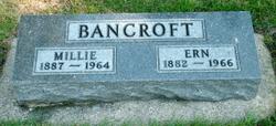 Ernest Ern Bancroft