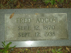 Fred Adcox
