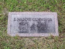 Edna Nadine <i>Key</i> Cummings