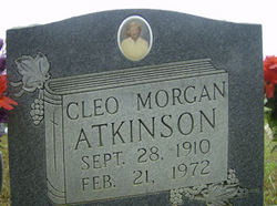 Cleo Mama Cleo <i>Morgan</i> Atkinson