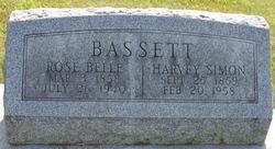 Rose Belle <i>Hunt</i> Bassett