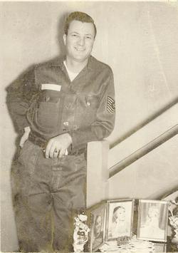 Harold Bennett Hap Chandler