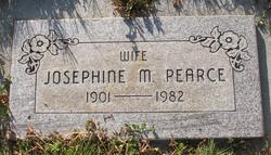 Josephine Florine <i>Miller</i> Pearce