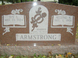 Ivy L Armstrong