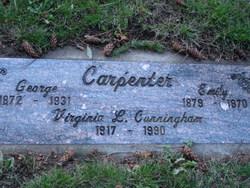 Emily M. <i>Smith</i> Carpenter