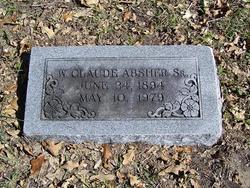 William Claude Absher, Sr