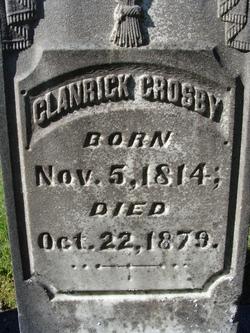 Clanrick Crosby