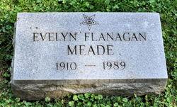 Evelyn <i>Flanagan</i> Meade