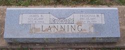 James K Lanning
