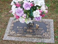 William Ray Blankenship