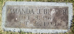 Amanda J. Beaver